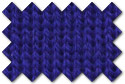 Academy Blue knit trim