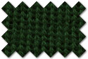 Dark Green knit trim