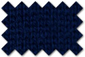 Navy Blue knit trim