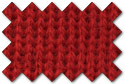 Scarlet Red knit trim
